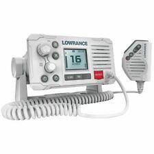 Lowrance Link 6 Vhf Marine Radio w/ Dsc White 000-13544-001