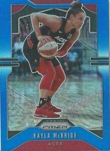 2020 WNBA PANINI * KAYLA McBRIDE * BLUE PRIZM PARALLEL CARD 048/149 LV ACES