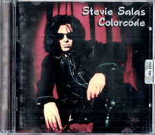STEVIE SALAS COLORCODE - Back From The Living Original Import VERY RARE CD
