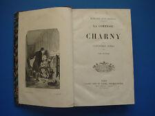 ALEXANDRE DUMAS LA COMTESSE DE CHARNY TOME 2 LEGRAND POMEY ET CROUZET - NON DATE