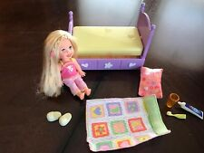 Barbie Kelly Club Tooth Time Kelly Doll Little Sister- great condtion