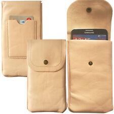 XL Soft Slim Cover Case Schutz Hülle Etui Pull Tasche für XGody D23 Rosa