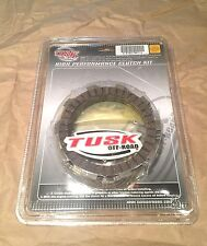 Honda ATC 250R 1986 Tusk Clutch Kit Steel & Friction Plates