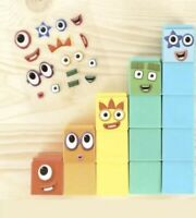 CBeebies Numberblocks ,1-5 Number Blocks.100% GENUINE 😍, Toy, Fast Delivery 🚚