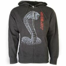 Shelby Cobra Zipper Hoodie - Great for GT500, GT350 or Cobra. FREE USA SHIPPING!