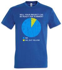 Project Car T-Shirt Race Racing car Driver Racer Petrol Head Fun Love