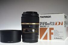 ** MINT ** Tamron SP AF 90mm f/2.8 Di MACRO 272E for Minolta,Sony Alpha