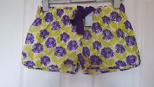 Figleaves PJ hydrangea print shorts, Size S BNWT