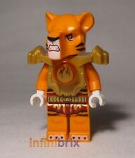 Lego Tormak from set 70146 Fire Temple Legends of Chima Tiger Tribe NEW loc073