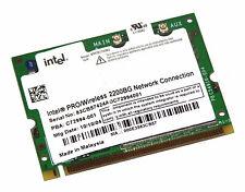 Intel C72994-001 WLAN Mini PCI Card Intel WM3B2200BG WiFi 54Mbps 802.11bg
