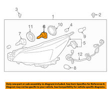 SUBARU OEM 13-15 BRZ-Headlight Headlamp Bulb 84920CA000