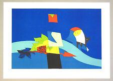 "Gianni DOVA - ""Senza titolo"", 1975 - Litografia, 50 x 70 cm"