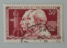 France 1955 1033 YT 1033 oblitéré