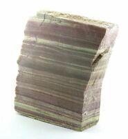 760 Gram Banded Ribbon Jasper Slab Cab Cabochon Gemstone Gem Stone Rough US42