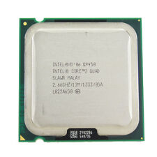 Intel Core 2 Quad Q9450  (12M Cache, 2.66 GHz, 1333 FSB) Socket 775