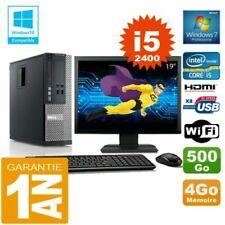 PC de bureau Dell OptiPlex 390 4 Go