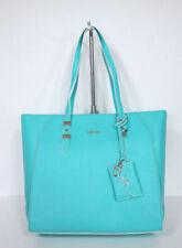 Bolsos de mujer mediano en color principal azul PVC