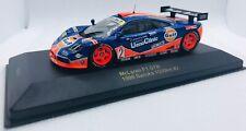 IXO 1:43 McLaren F1 GTR 1996 Suzuka 1000kn Winner #2 KBI010