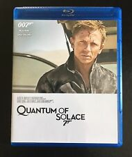Quantum Of Solace Blu-ray + UV Digital HD (2015) Like New!