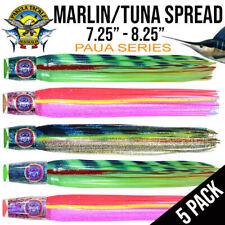 Tuna Mahi Rigged /& Ready to fish Pakula Lumo No Brainer Daisy Chain Marlin