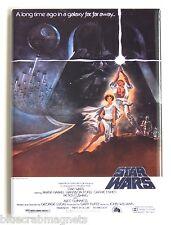 Star Wars FRIDGE MAGNET (2.5 x 3.5 inches) movie poster