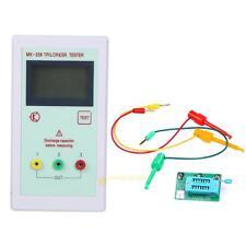 MK-328 LCD Transistor Tester Diode Inductance Capacitance Resistance ESR Meter