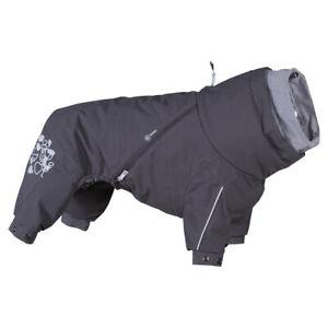 Hurtta Extreme Overall Hunde Wintermantel dunkelgrau, diverse Größen, NEU