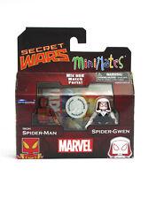 Marvel Minimates Iron Spider-Man & Spider-Gwen Series 21 Toys-R-Us New