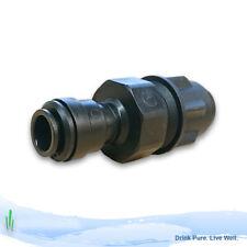 John Guest 12mm x 15mm Pipe Adapter, for Caravan Motorhome Boat Camper - Pushfit