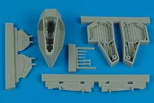 AIRES 1/48 Republic F-84F Thunderstreak Wheel Bay pour Kinetic Kit # 4475