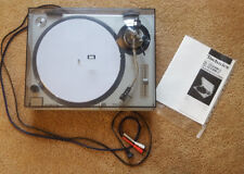 Technics SL1200Mk2 Turntable - Very Clean- Owners Manual - Stanton 680 Cartridge