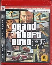 Grand Theft Auto IV  PlayStation 3 **NEW**