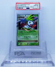 Pokemon BLACK STAR PROMO SHAYMIN LV X #DP39 HOLO FOIL PSA 10 GEM MINT #* (POP 1)