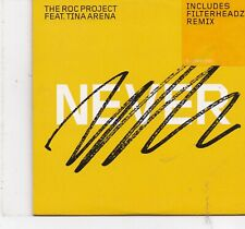 The ROC Project feat Tina Arena-Never cd single