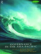 , Governance in the Asia-Pacific (Open University Pacific Studies Course), Very