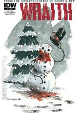 Wraith, The: Welcome To Christmasland #6 FN; IDW | save on shipping - details in