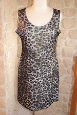 Robe léopard neuve taille 42-44 marque VETISTYLE étiqueté à 49€