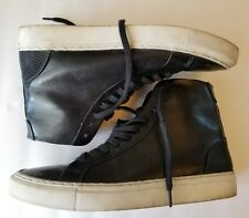 TOPMAN mens size 42 lace up chukka boots
