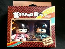 Xoopar Boy USB Stereo Speaker System ADORABLE