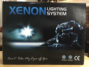XENON LIGHTING SYSTEM    **NEW/Pre-Owned**