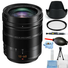 Panasonic Leica DG Vario-Elmarit 12-60mm f/2.8-4 ASPH. POWER O.I.S. Lens KIT NEW