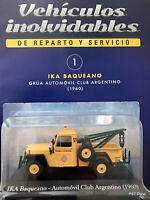 Ika Baqueano 1000 Pick up 1959 Blister 1:43 Salvat Ixo Modellauto