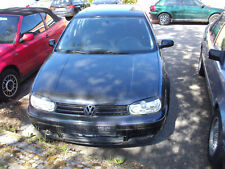 VW Golf 4 GTI V5 Highline, EZ 98, 150 PS, 242000 km, defekt mit Motorschaden !!!