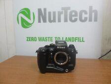 Nikon F4 film camera BODY w/ MB-21