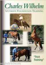 Trick Training DVD by Charles Wilhelm (Trick Training Horses) - NEW