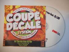 COUPE DECALE SYSTEM - DJ TARZAN feat. DJ IBR [ CD SINGLE PORT GRATUIT ]