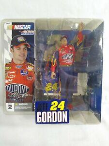 NASCAR Jeff Gordon 2004 Action McFarlane Series 2 Figurine