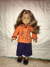 American Girl Doll of the Year 2007 Nicki Fleming Nikki Nicky