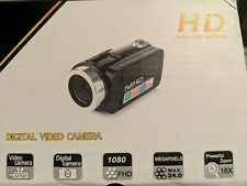 Vlogging / Digital Video Camera 24mp w/ Microphone