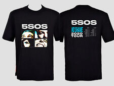5SOS 5 Seconds Of Summer no shame 2020 tour t shirt